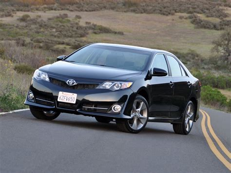 2013 Camry Reviews by 2013 Toyota Camry Test Drive Review Cargurus 2013 Toyota