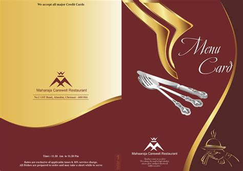 design menu card online brochure designing in chennai logo designing company in