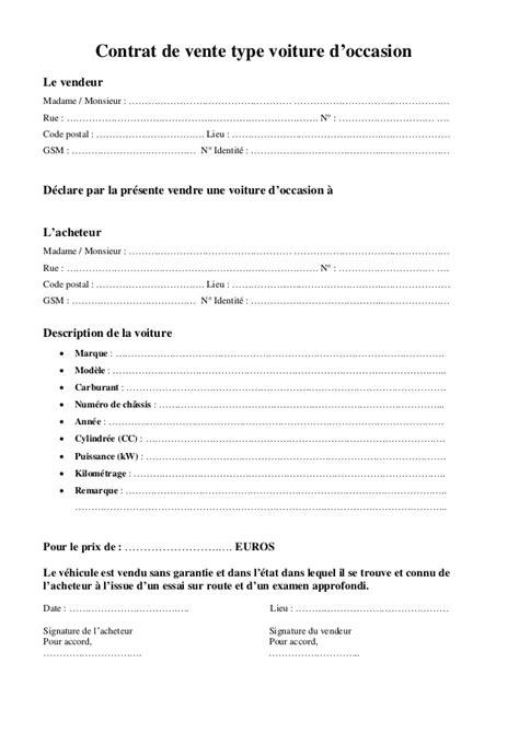 Exemple De Lettre Vente Voiture Lettre Type Vente Voiture Occasion Gloria Whatley