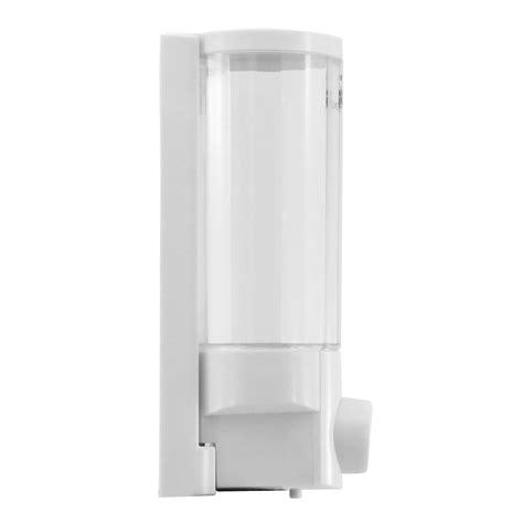 wall mounted liquid soap shampoo dispenser  liquid soap hospeco australia