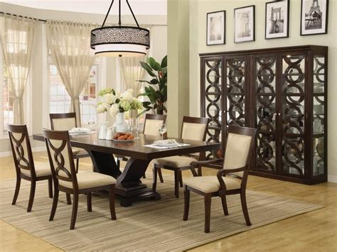decorations ideas for organizing dining room table