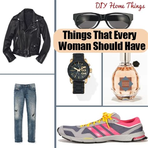 items every home should have items every home should have top 10 things every woman