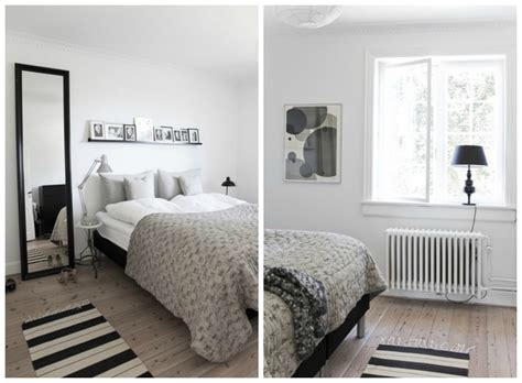 bedroom white and grey decordots scandinavian interiors