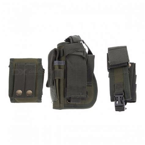 Holster Universal Tactical Molle Drop Leg Holsters With Berkualitas tactical universal army adjustable pistol molle