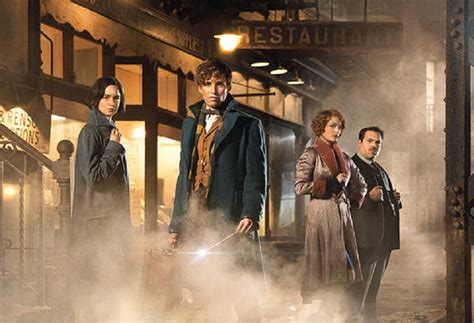 fantastic beasts and where to find them photos from fantastic beasts and where to find them herodaily