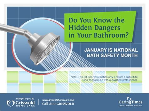 do you know where the bathroom is bath safety tips for seniors bath safety month