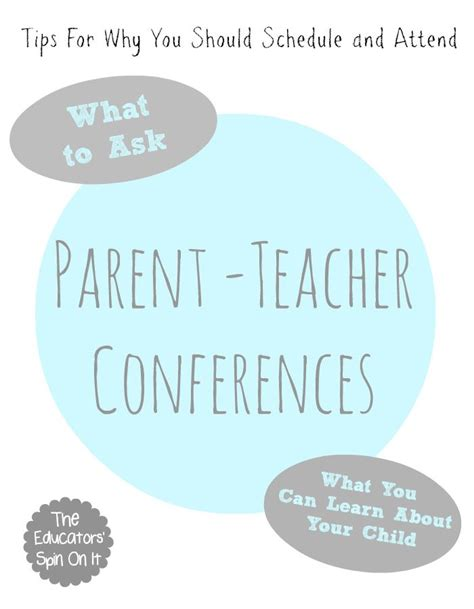 7 Tips On And Why You Should Wait by Parent Conferences Tips For Why You Should