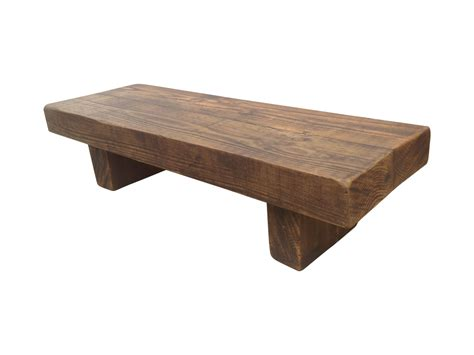 bench company the rustic beam bench coffee table ely rustic furniture