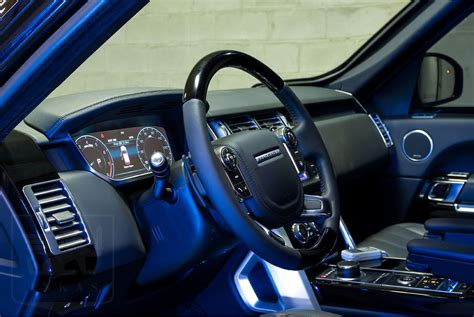 blue range rover interior 2014 armored range rover supercharged 2014 armored range