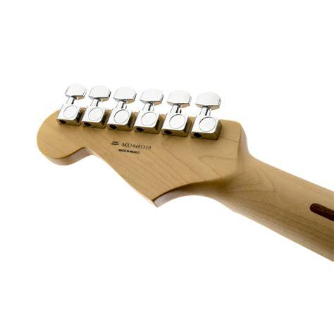Fender Stratocaster Usa fender standard stratocaster mn arctic white at