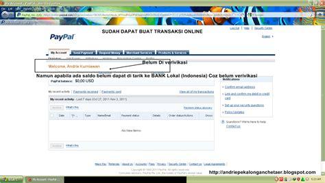 cara membuat account paypal indonesia cara membuat kartu paypal gratis fate to cheat cara
