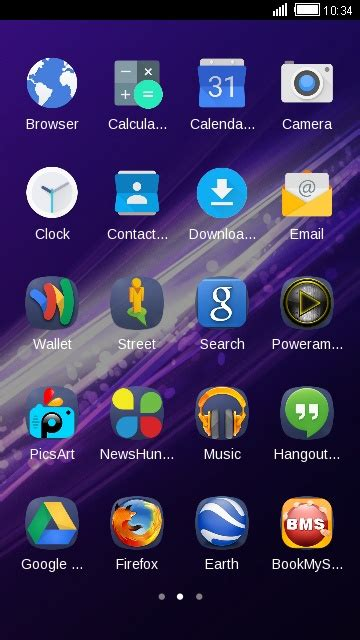 themes for intex android intex cloud style 4g free android theme u launcher 3d