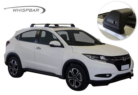 Cross Bar Hitam Jepit Roof Rail Honda Hrv 2002 honda hrv roof rack sydney