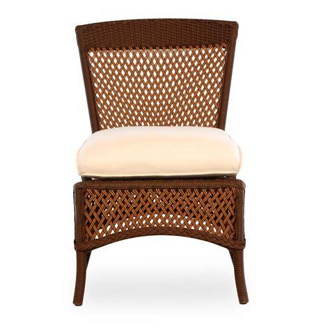 Lloyd Loom Bistro Chair Lloyd Flanders Wicker Bistro Dining Chair 86201