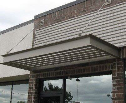 decorative metal window awnings metal awnings for windows aspen roofing ideas for the