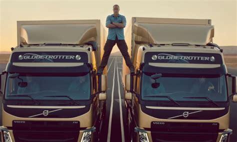 life  viral success  volvo trucks trump epic split marketing interactive