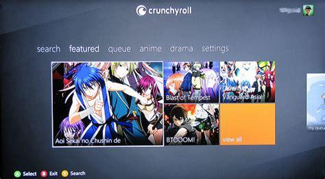 review crunchyroll xbox  app ani gamers