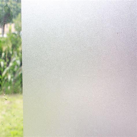 Pvc Fenster Aufkleber by Pvc Mattierte Privatsph 228 Re Fenster T 252 R Glas Film Aufkleber