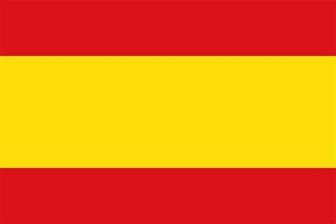 flag colors file flag of spain civil alternate colours svg