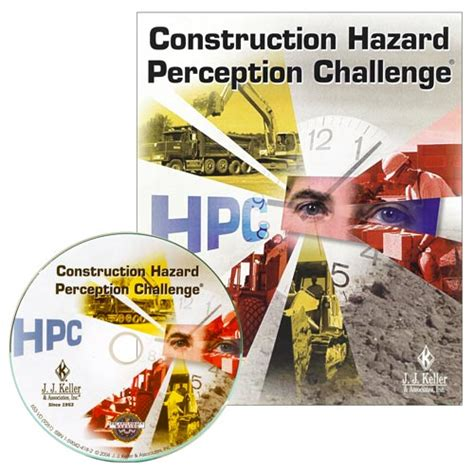 Challenge Your Perception Of by Construction Hazard Perception Challenge Dvd