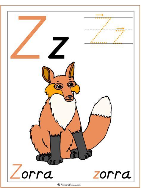 imagenes de animales con z nuevo jul 10 12 actividades y materiales imprimibles