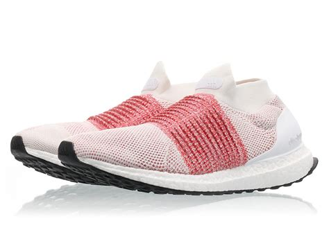 Adidas Ultraboost Laceless adidas ultra boost laceless trace scarlet bb6136 available now sneakernews