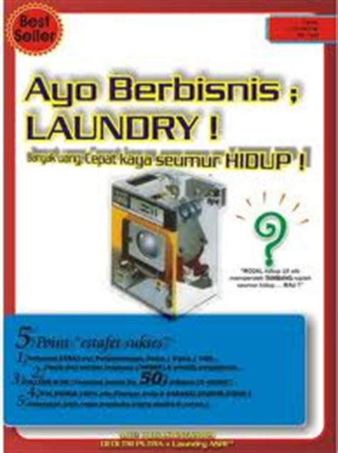 membuat proposal usaha laundry contoh proposal laundry jobsdb