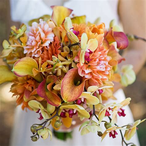 fall flowers for wedding chicago fall wedding flowers bouquets booking now