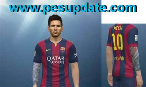 tattoo messi for pes 2016 pes 2015 lionel messi face arm tattoo update