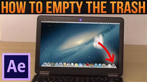 tutorial after effect zach king how to empty the trash zach king adobe after effects
