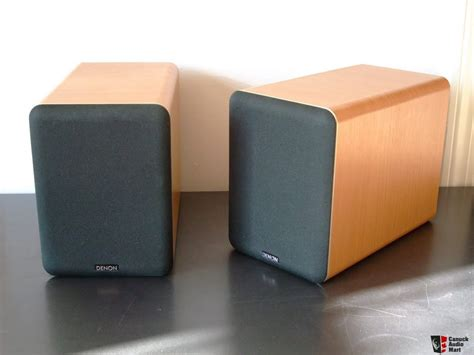 denon sc m53 bookshelf speakers photo 1100308 canuck