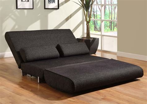 Floor Sle Yale Convertible Sofa Bed Black By Lifestyle Convertible Bed Sofa