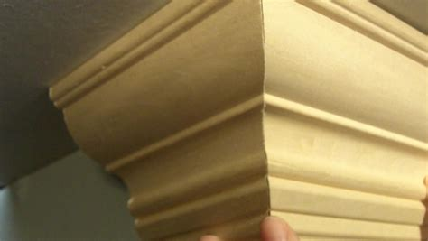 How To Cut Crown Molding Outside Corners For Cabinets by How To Cut Crown Molding Outside Corners For Beginners