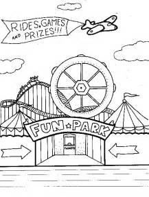 carnival coloring pages carnival familycorner 174