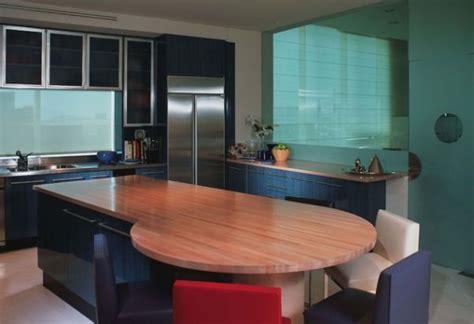 kitchen island dining table combination ideas