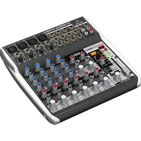 Mixer Behringer Xenyx Qx1202usb behringer xenyx qx1202usb usb mixer box opened at
