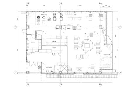 beauty salon floor plans download gallery of lecinq hair salon ninkipen 19