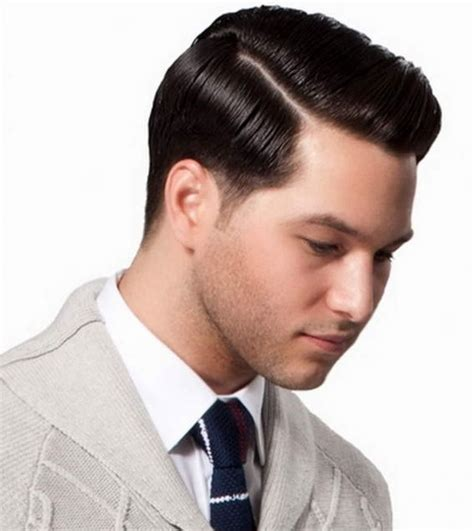 Hairstyles For An by Pomade Hairstyles For Inspirationseek