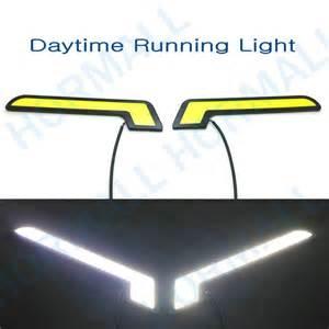 universal l shaped cob led light cob daytime running