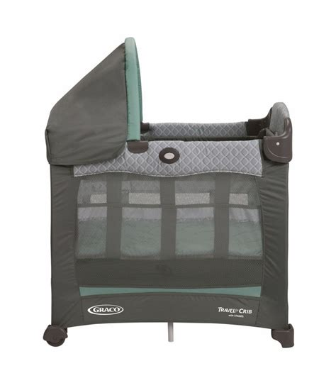 Baby Travel Cribs by Graco Travel Lite Crib With Stages Manor