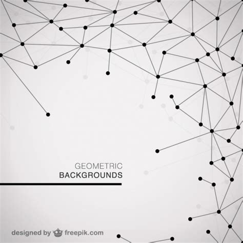 geometric pattern templates modern geometric background vector free