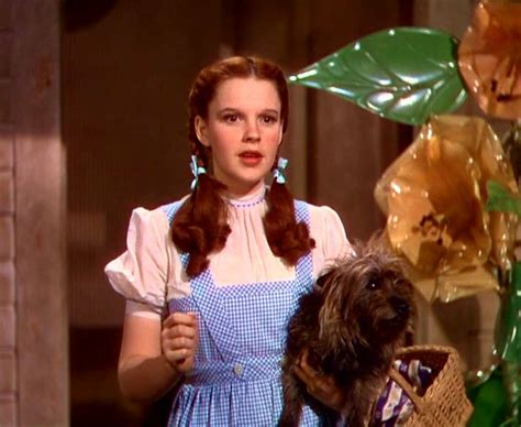 judy garland as dorothy wizard of oz keep moving forward some things never change