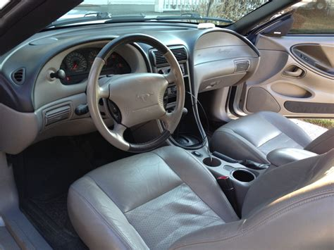 2003 Mustang Interior by 2003 Ford Mustang Pictures Cargurus