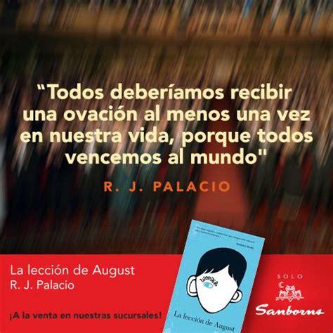 la leccion de august la lecci 243 n de august circulosanborns