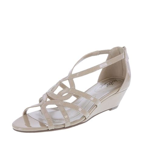 payless wedge sandals s spicy low wedge sandal payless shoes