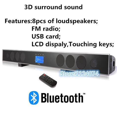 promote 5 1 home theater system set wireless bluetooth 3d