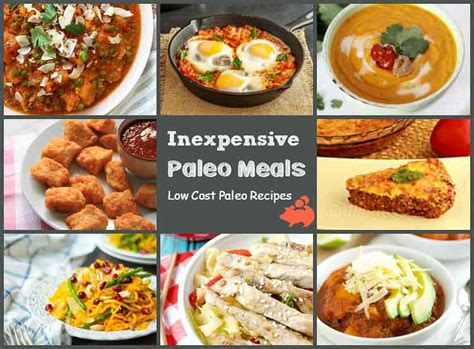 inexpensive paleo meals beauty and the foodie