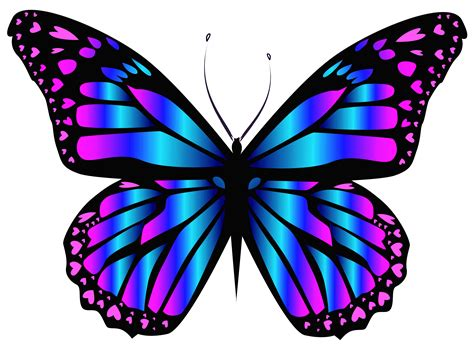 and butterfly blue and purple butterfly png clipar image my favorite things