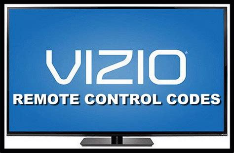 visio tv codes sony remote codes for vizio tv