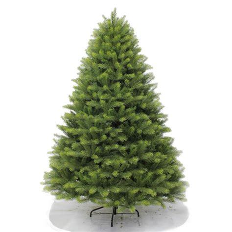puleo christmas trees puleo grand kensington fir 7ft 2 1m artificial tree pe pvc bosworths shop